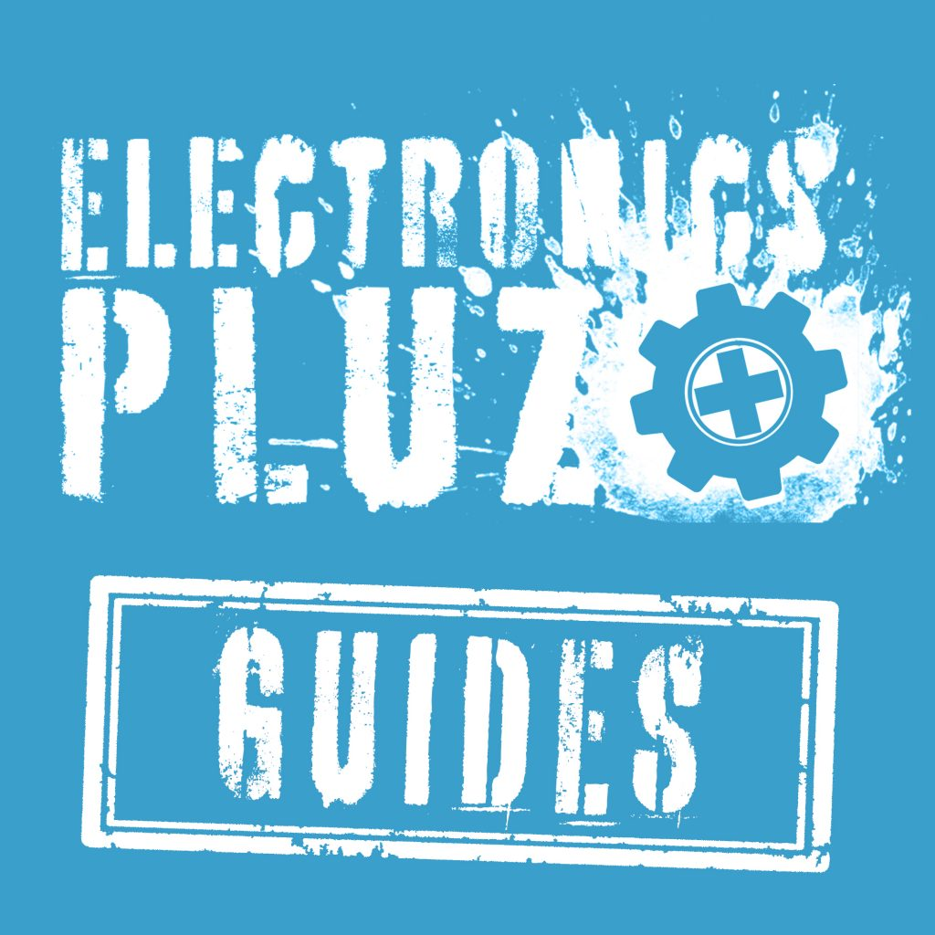 Electronics-Pluz.com Website Guides Image