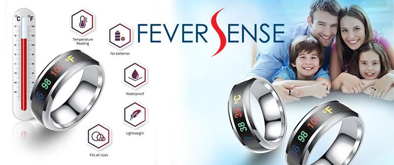 Fever Sense Ring