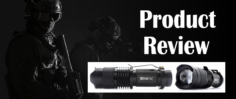 StrikeLight Tactical Flashlight