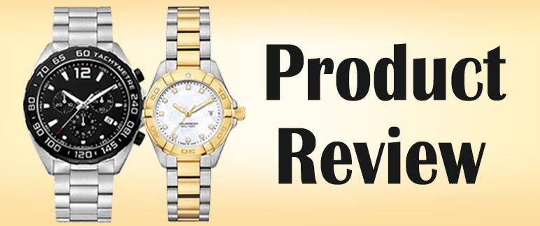 Classy Clock Watch