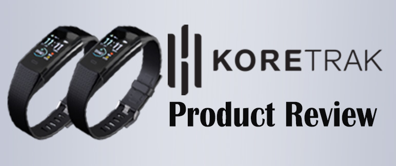 KoreTrak Watch
